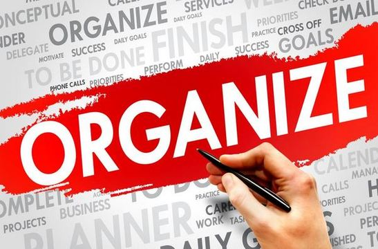 professional organizing services online